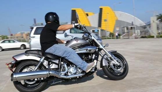 GV650这款摩托车用来进行长途旅行,可是一