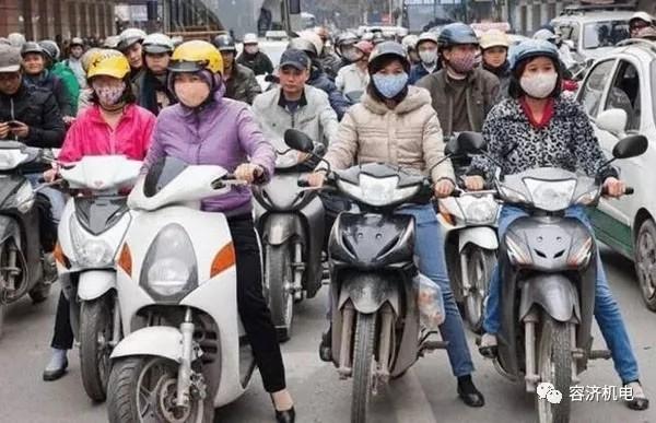 越南人为什么不买中国制造的摩托车?原因只