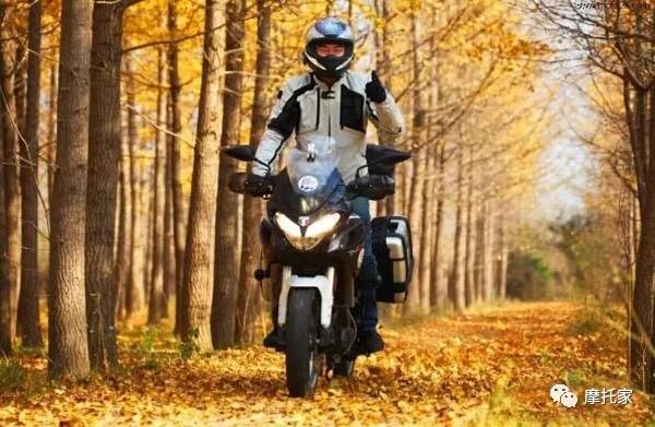 谁说骑摩托车的都是穷人,是骑了之后才变穷