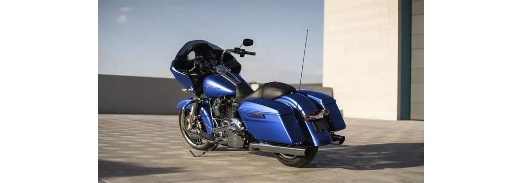 这几款400多斤的大摩托,居然一点不难骑