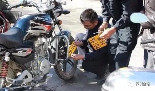 被车主问烦了,统一回复:摩托车新车入户为