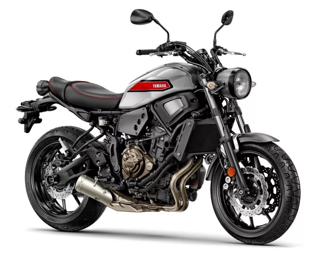 向经典老车致敬,Yamaha 发布 2019' XSR700 XTribute