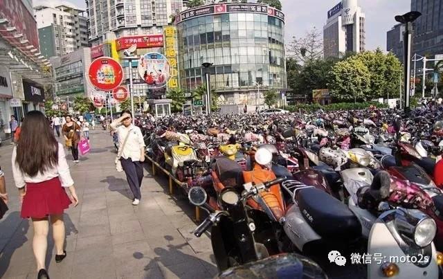 电动车数量比摩托车还多,国内总数达2.5亿