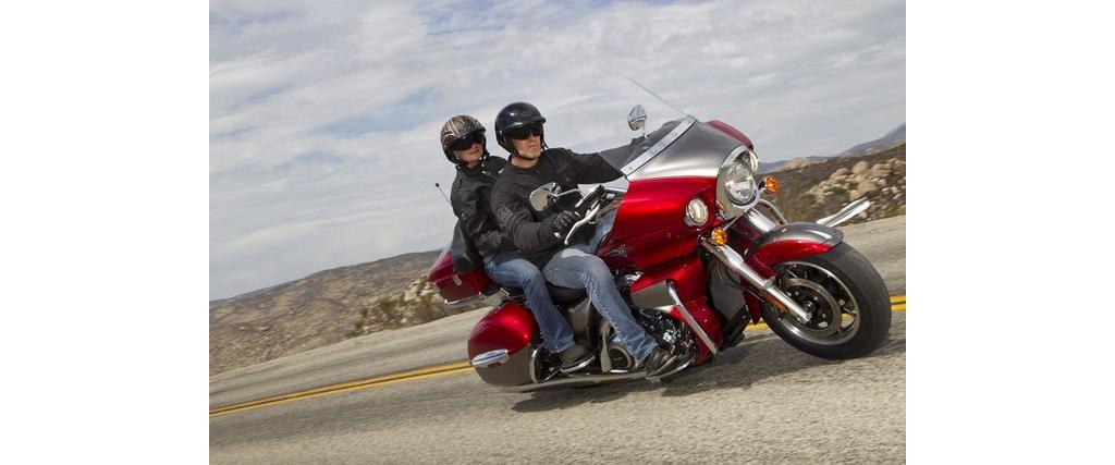 外媒公布 世界上12款最佳旅行摩托车