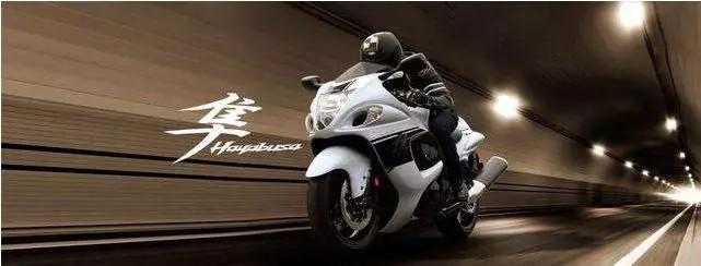 在国外1300cc的铃木隼只卖13.5万,但是最终宣布停产...