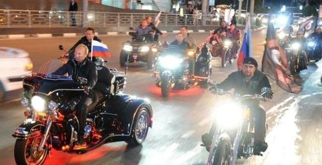特朗普为什么对哈雷摩托车情有独钟曾计划亲