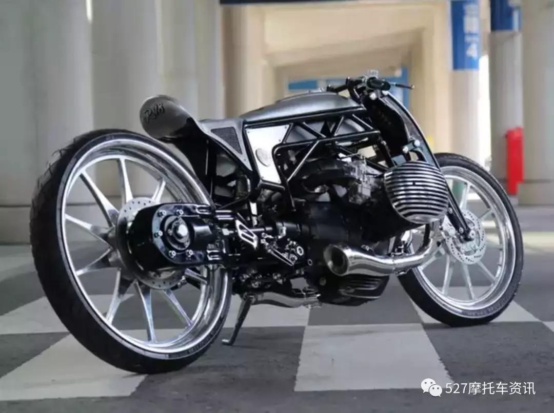 宝马将打造全新1800cc动力猛兽!