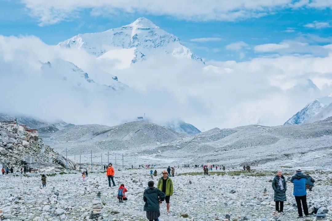 珠峰禁令已生效!再见了珠峰大本营,西藏留