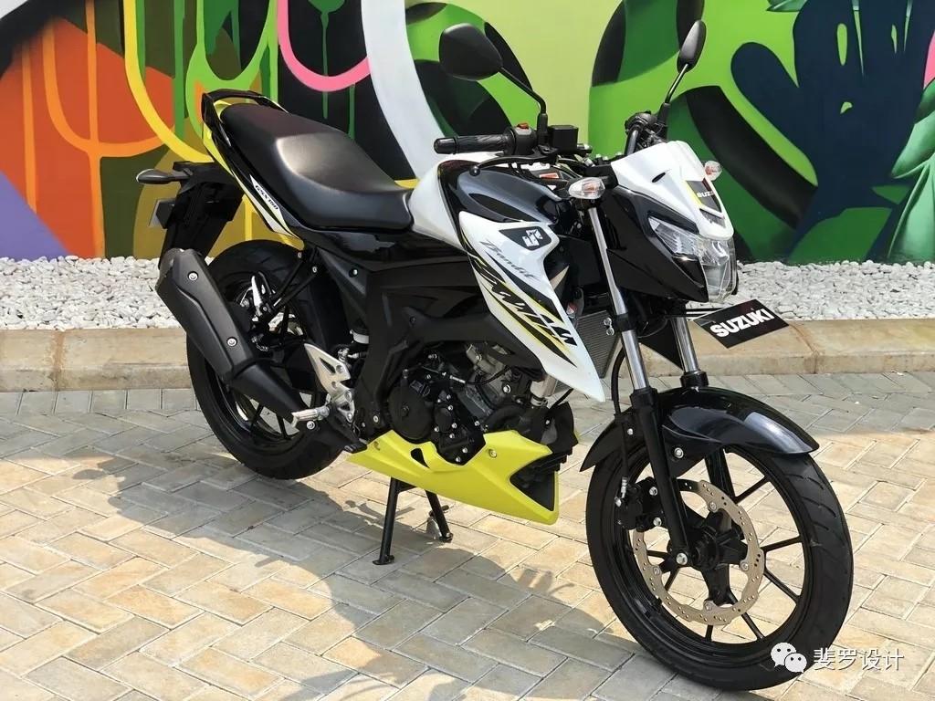 豪爵铃木GSX250超跑摩托车,性价比高标配ABS,售价30680元