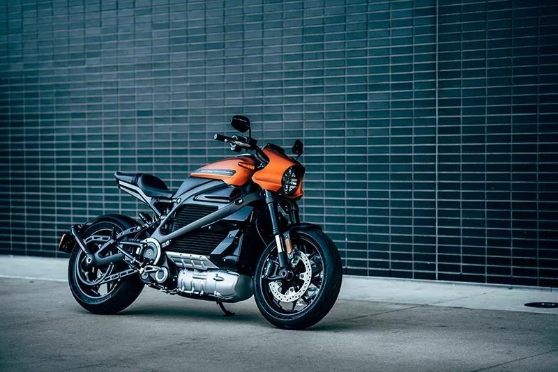 哈雷首款电动摩托的完整信息来了,今年开卖