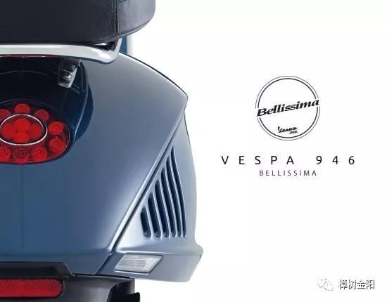 最贵的踏板摩托Vespa终究好在哪里?卖的优