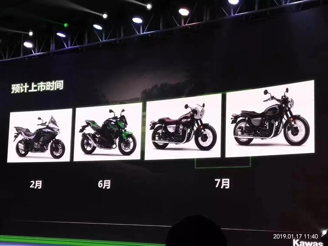 2019年国内最值得等待的摩托车(进口篇)