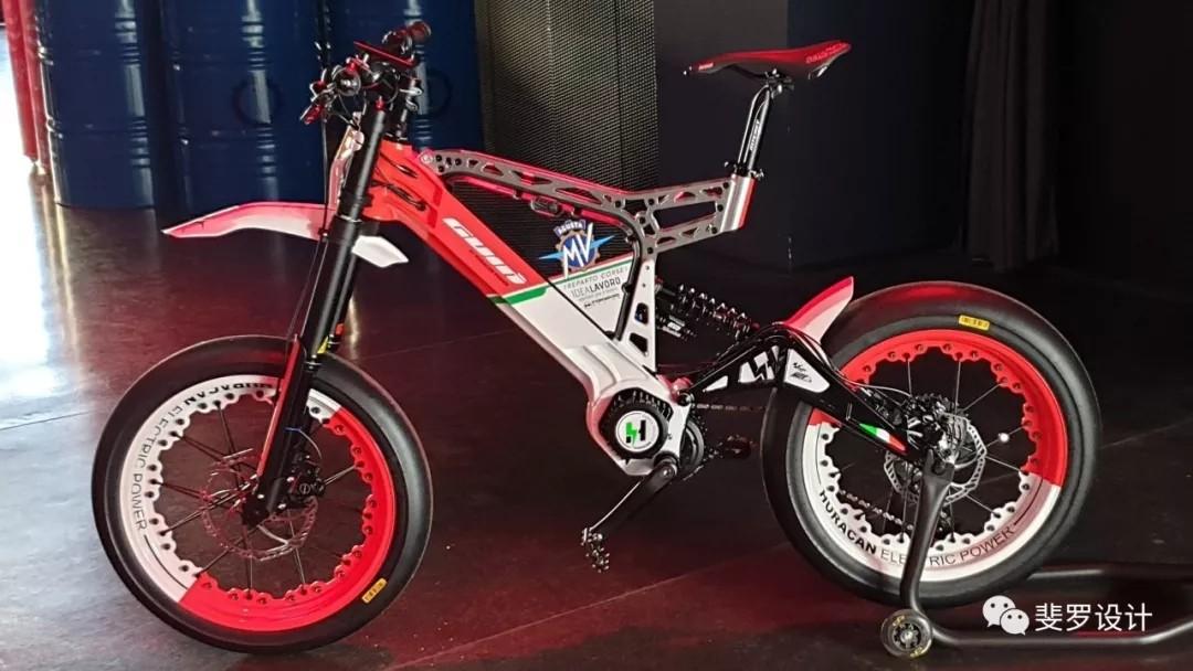 MV AGUSTA发布首款电动自行车国内售价约10万