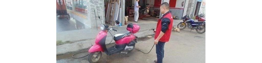 电喷摩托车能直接用水冲洗吗?会不会影响电路性能