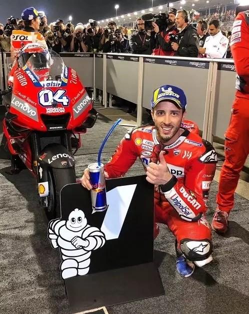 2019赛季MOTO GP开战!杜卡迪拿下今年首个冠军