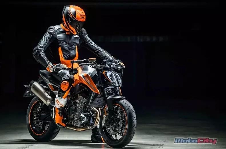KTM即将生产890cc双缸发动机,未来会出现高性能版本的790duke R?