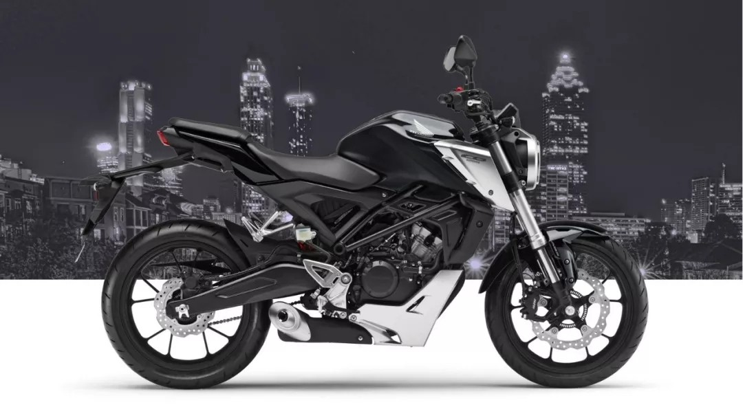 新车解析:2019款Honda CB125R,运动复古小本田