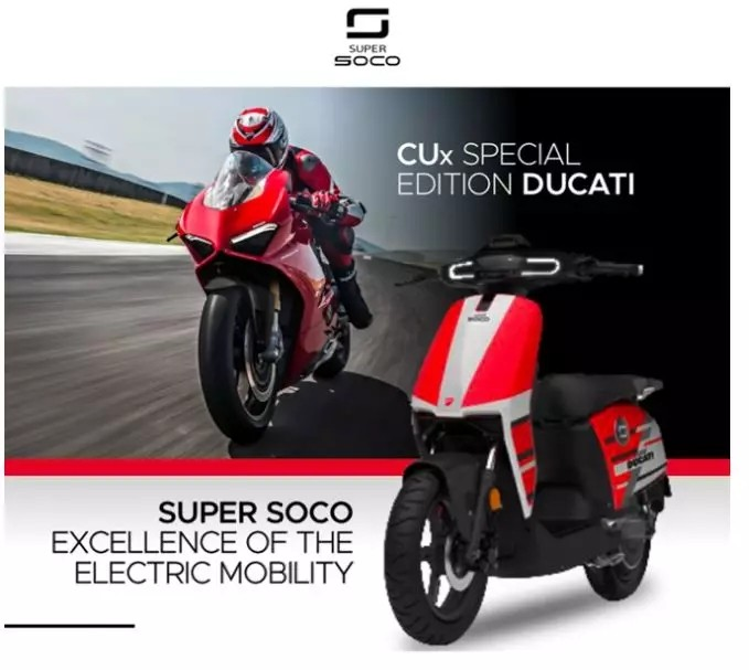 """国产的杜卡迪电动踏板即将上线,这是一台你能买得起的""""杜卡迪"""""""