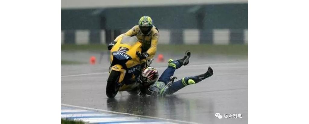 骑摩托车最怕什么?
