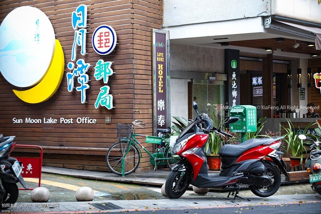 来一杯意式浓缩 咖啡色三阳SYM巡弋150的轻旅行——台湾行【七】