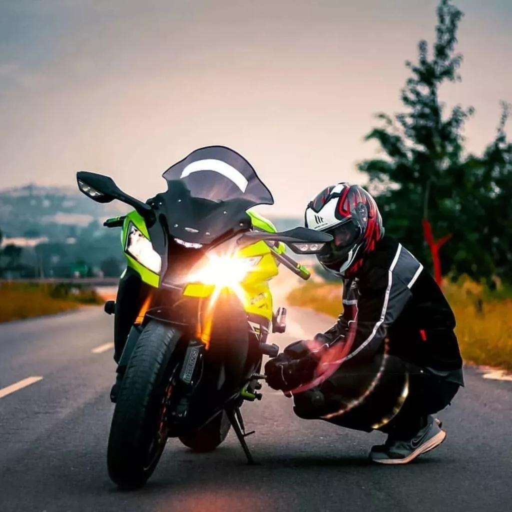 摩托车是什么?平凡生活的英雄梦!