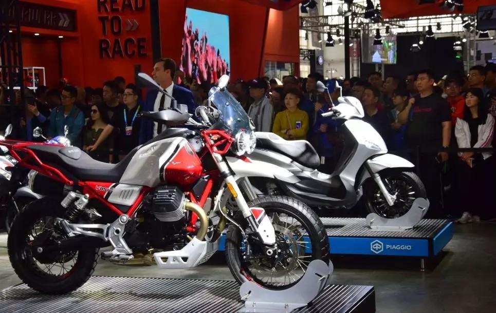 【视频】北京摩展上的各大品牌都有哪些新车型