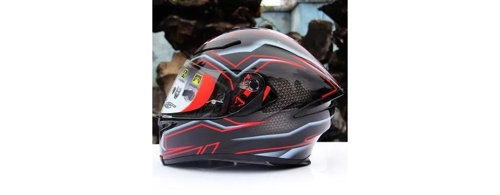 摩托车头盔怎么选?教你从盔型,材质,安全等级来挑选头盔!