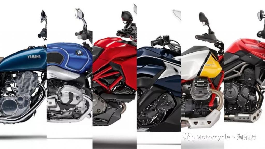 摩托车发动机气缸数量有什么不同?各种发动机特点