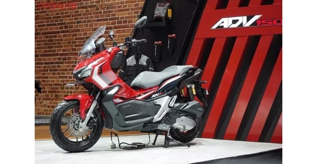 1.66万元起,本田ADV150踏板印尼公布售价!