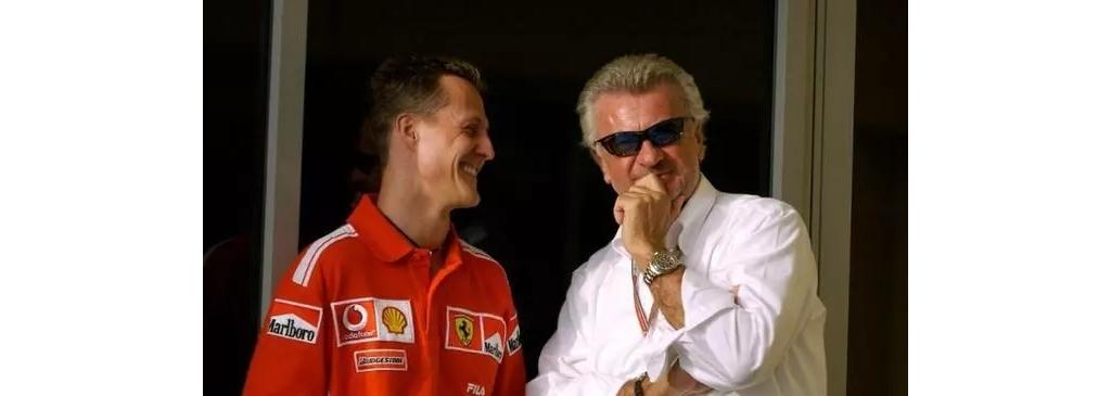 车王不放弃! 舒马赫被曝观看F1转播
