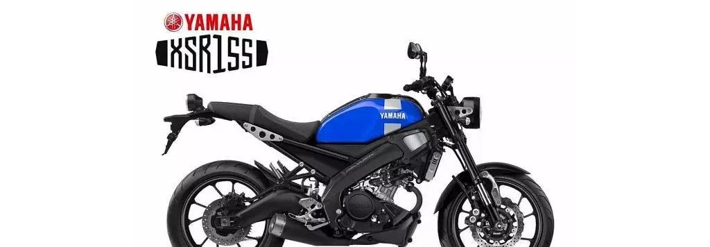 雅马哈XSR复古车,确定本月在泰国发布,搭载R15引擎,不再是画饼