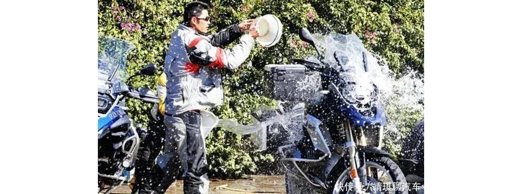 摩托车该怎么清洗?新车老车不一样,区分清洗才能提高性能和寿命