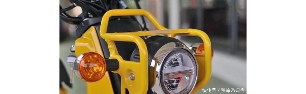 本田最耐用的摩托车,全球销量超1亿,二十年无大修
