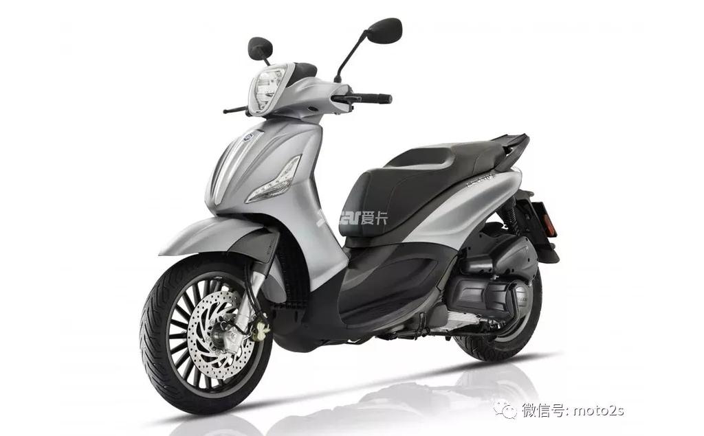 比亚乔贝佛利300正式上市 售价5.98万元