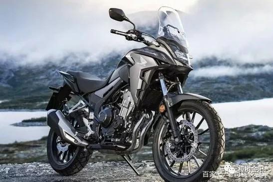中量级拉力王者,本田CB500X新款即将到店,加滑动离合器,实力更强劲