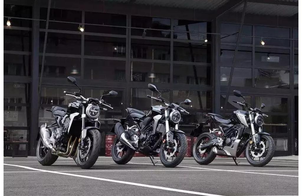 官方确认!本田CB300R将于明年引进国内!售价4万出头?