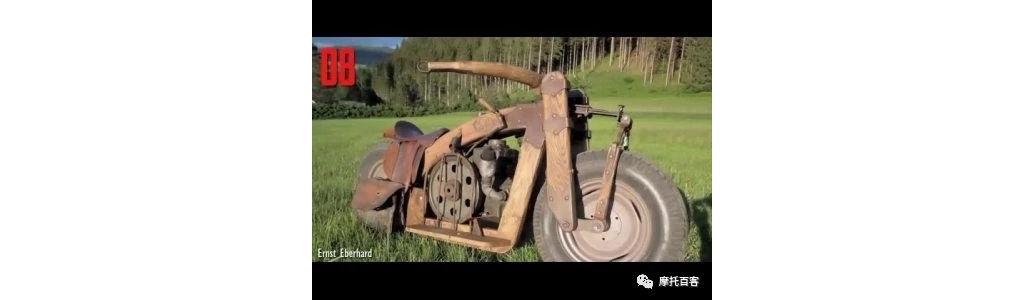 史上8大最疯狂的摩托车