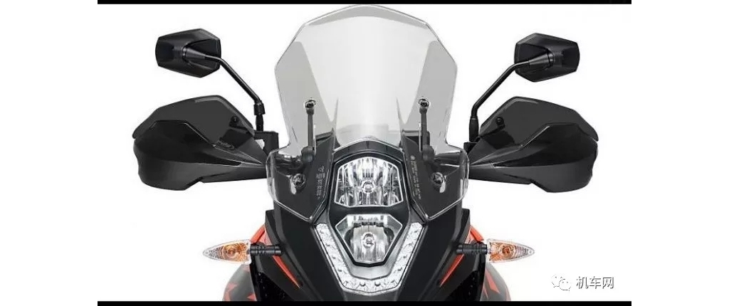 250ADV实车曝光!KTM米兰车展确认将发布新车