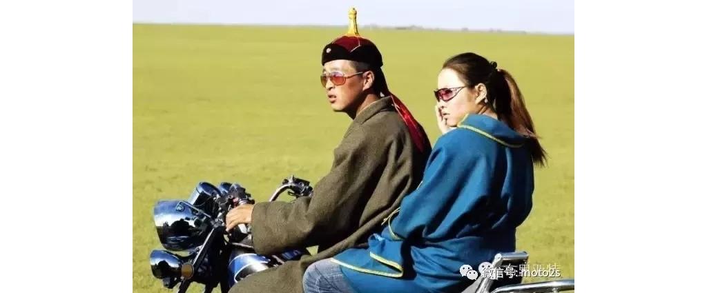 马背上的民族,如今变成了摩托车的天堂