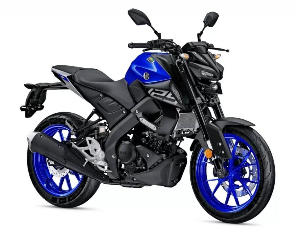 Yamaha 发布新一代入门级运动街车 MT-125