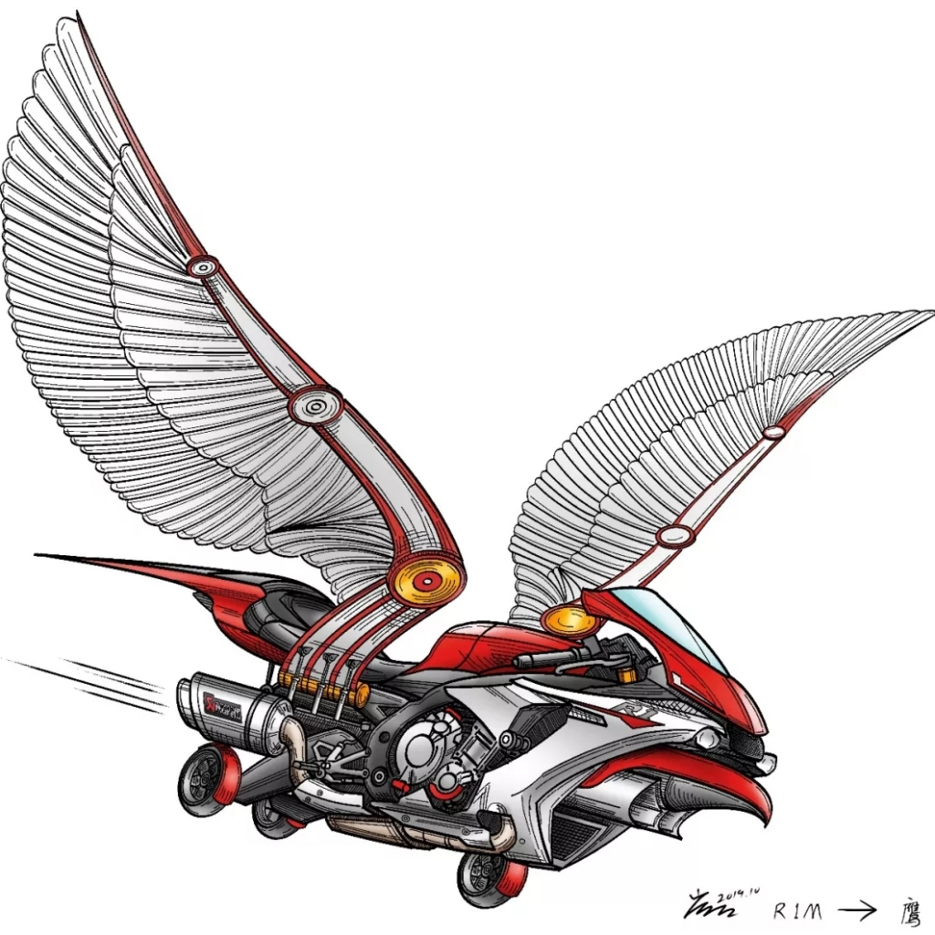 雅马哈的变形金刚车型