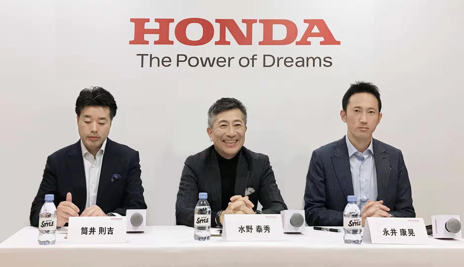 Honda新品上市发布会高层专访——CBR1000RR-R或将引进