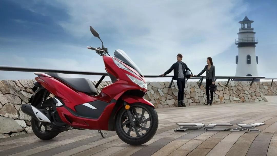 引领高端舒适出行风潮 Honda PCX