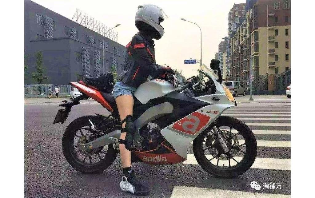 阿普利亚GPR150热销背后 是国产跑车摩托的辛酸