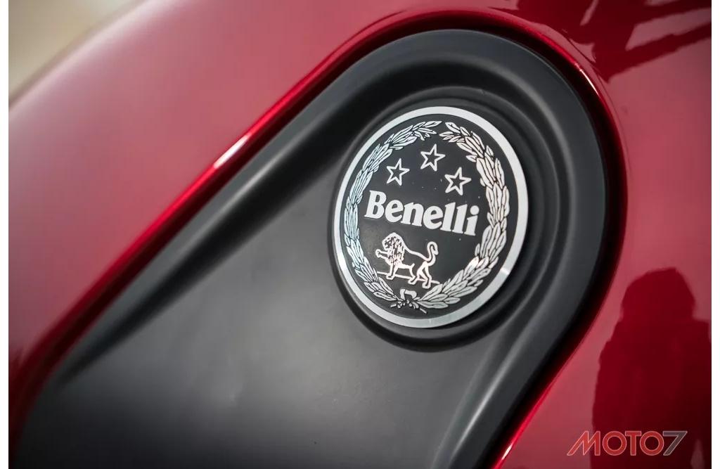 【车T台】来自佩萨罗的狮子:台湾媒体试驾BENELLI Leoncino 500