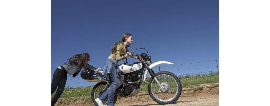 摩托车亏电不求人,告诉你一个小技巧