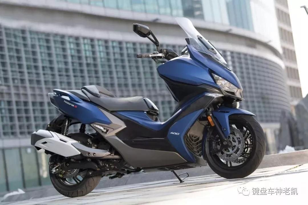光阳发布2020款Xciting S 400,坐高降低、定速巡航、电加热手把