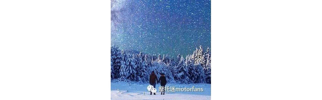 """大雪了,给你一些出去""""野""""的理由"""