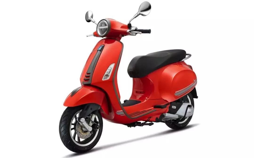 售价3.4万元,Vespa向国内发布Primavera S特别版150踏板