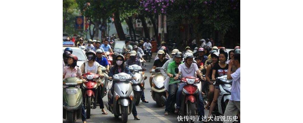 为什么中国摩托车那么便宜,越南人却不愿意买呢?看完很愤怒!